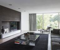 Spee Haelen Minimalism-Style Villa From Lab32 architecten Studio 14