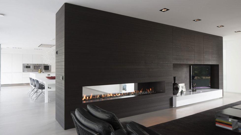 Spee Haelen Minimalism-Style Villa From Lab32 architecten Studio 17