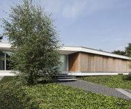 Spee Haelen Minimalism-Style Villa From Lab32 architecten Studio 2