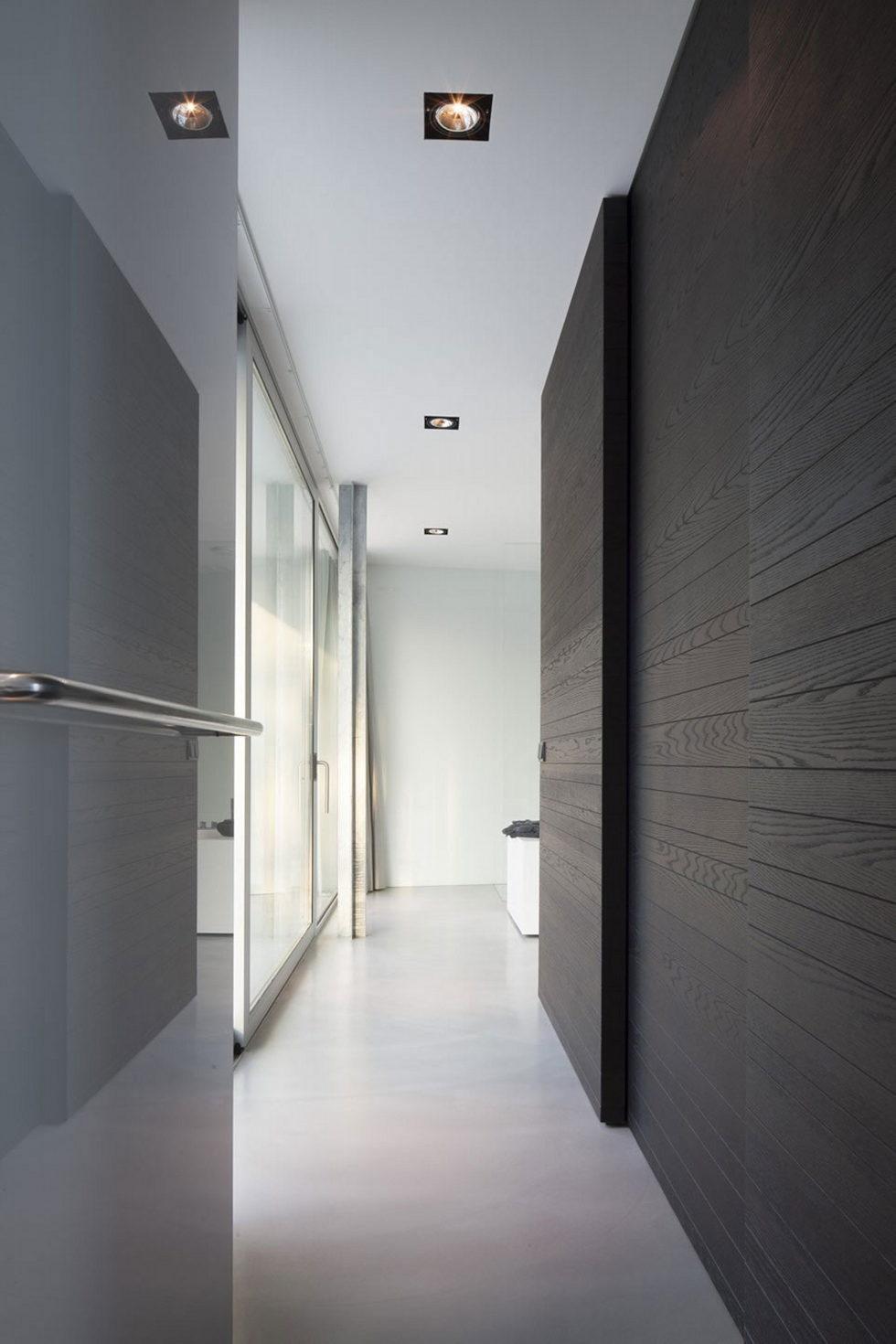 Spee Haelen Minimalism-Style Villa From Lab32 architecten Studio 22
