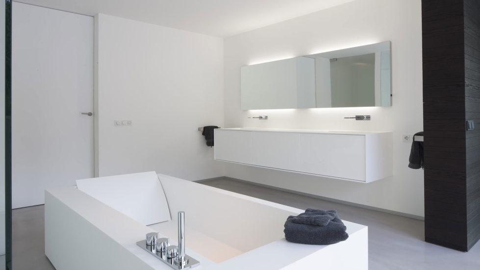 Spee Haelen Minimalism-Style Villa From Lab32 architecten Studio 24