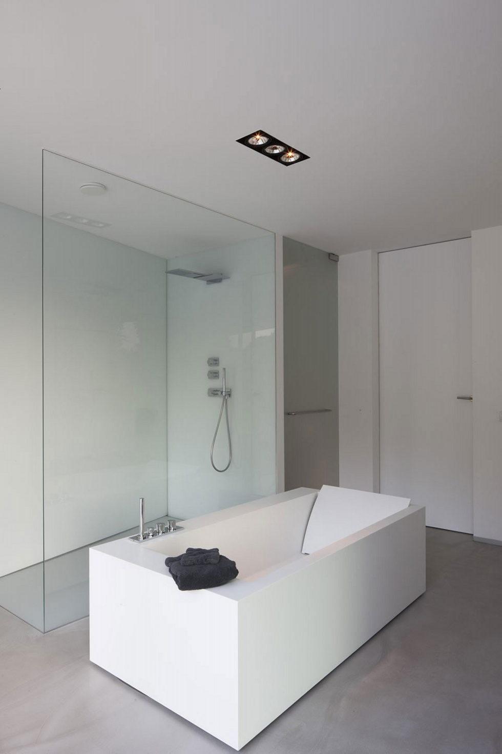 Spee Haelen Minimalism-Style Villa From Lab32 architecten Studio 25