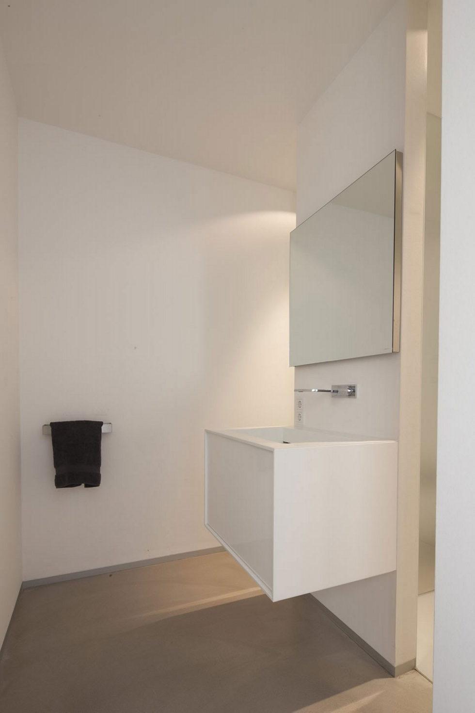 Spee Haelen Minimalism-Style Villa From Lab32 architecten Studio 26