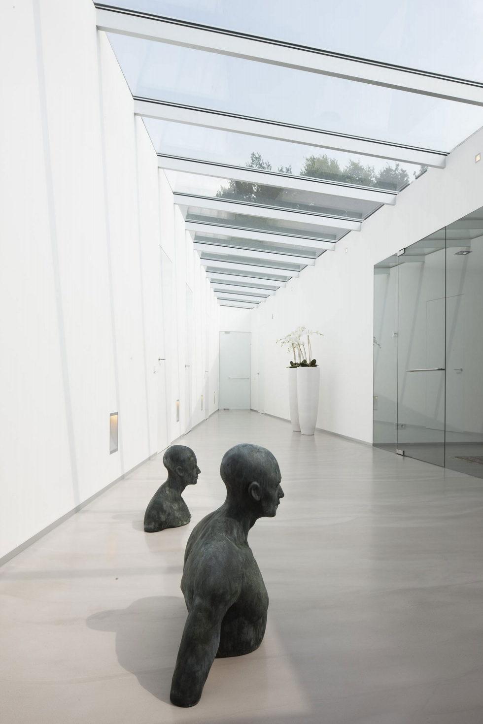 Spee Haelen Minimalism-Style Villa From Lab32 architecten Studio 27