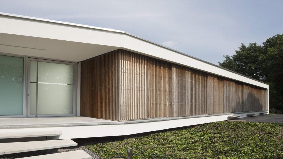 Spee Haelen Minimalism-Style Villa From Lab32 architecten Studio 4