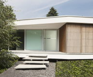 Spee Haelen Minimalism-Style Villa From Lab32 architecten Studio 6