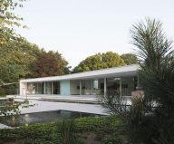 Spee Haelen Minimalism-Style Villa From Lab32 architecten Studio 9
