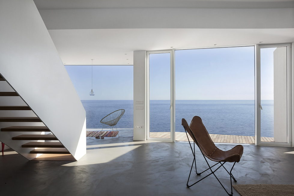 Sunflower House Luxurious Villa In Spain, The Project Of Cadaval & Sola-Morales Studio 10