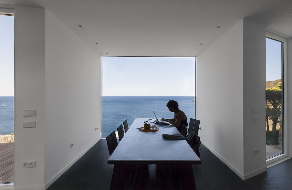 Sunflower House Luxurious Villa In Spain, The Project Of Cadaval & Sola-Morales Studio 9