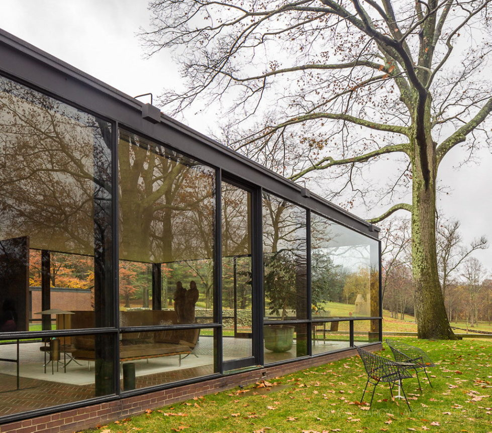 The Glass House in Connecticut 18