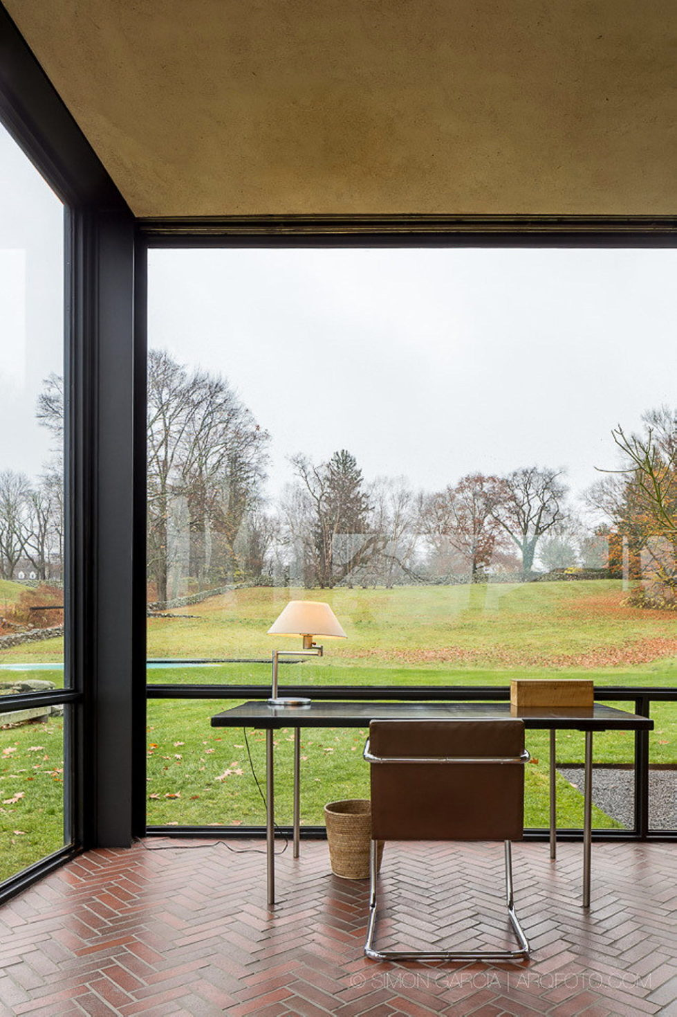 The Glass House in Connecticut 23