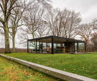 The Glass House in Connecticut 5