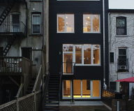 The certified energy-efficient house in New York City 1