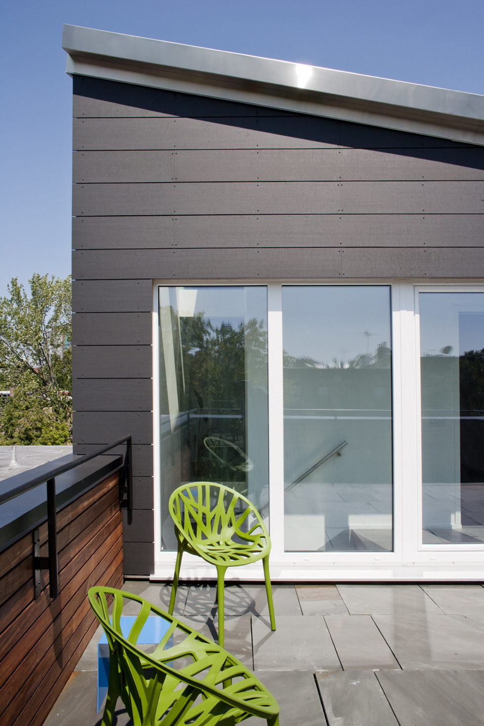The certified energy-efficient house in New York City 12