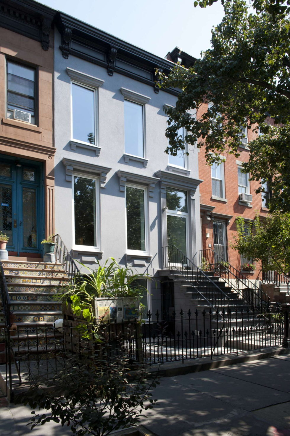 The certified energy-efficient house in New York City 2