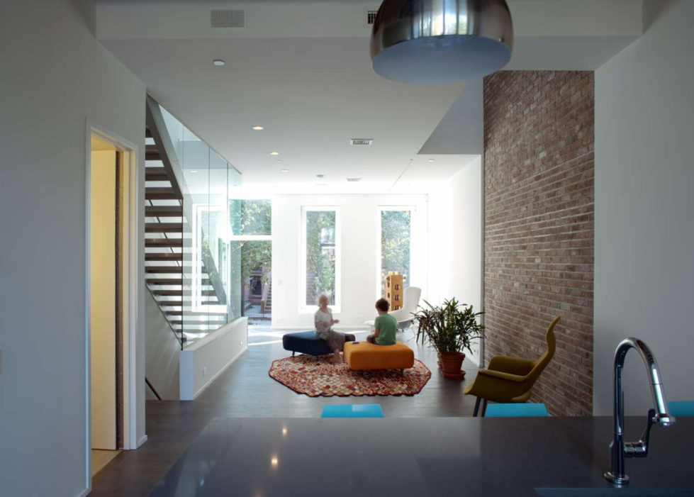 The certified energy-efficient house in New York City 3