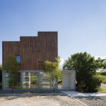 The family idyll in Japan from the Ihrmk studio 11