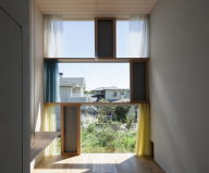 The family idyll in Japan from the Ihrmk studio 3