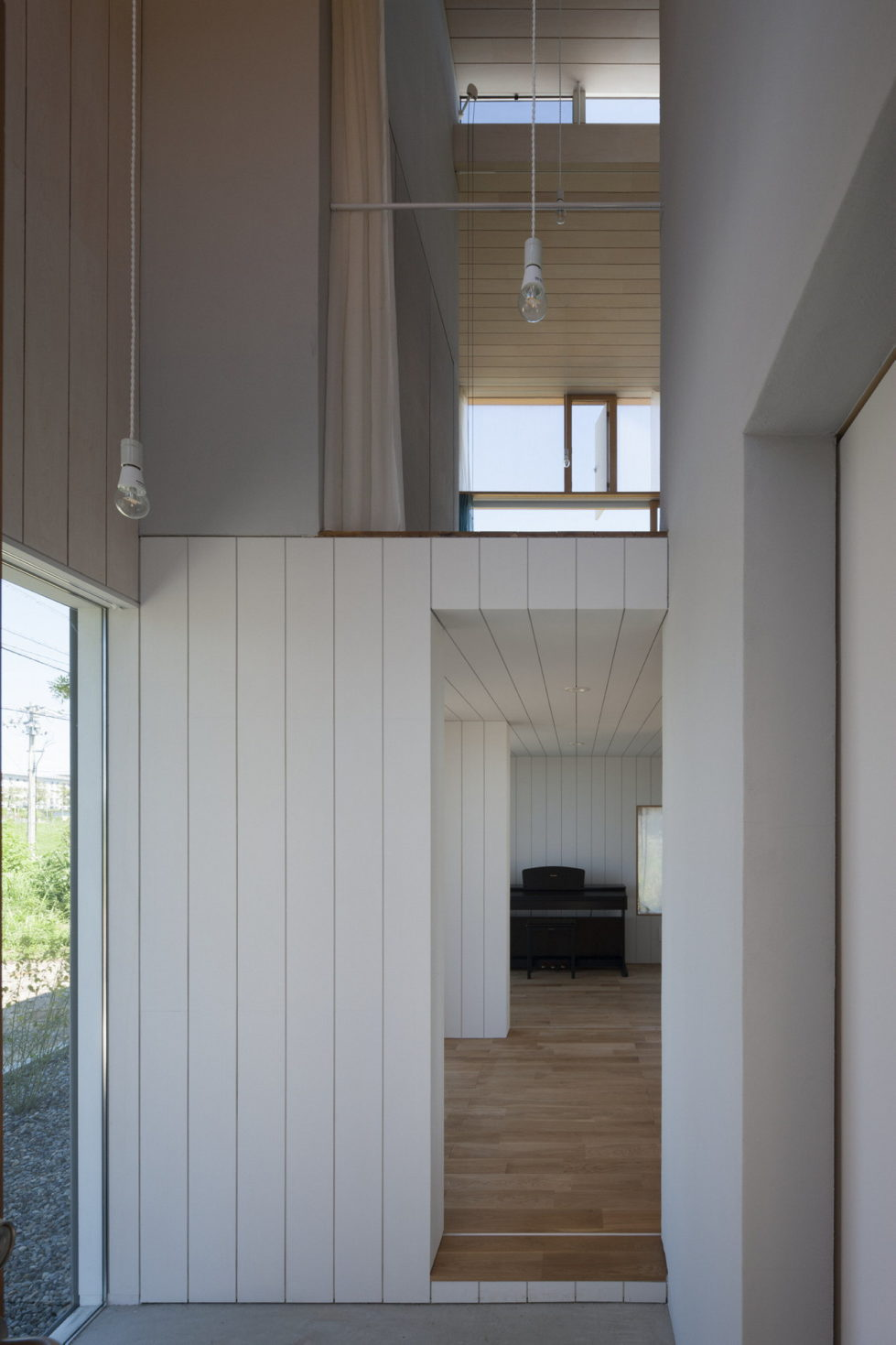 The family idyll in Japan from the Ihrmk studio 8