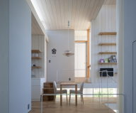 The family idyll in Japan from the Ihrmk studio 9
