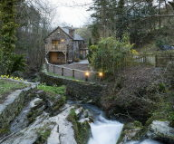 The residence in a building of the XIX century watermill 2
