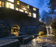 The residence in a building of the XIX century watermill 26