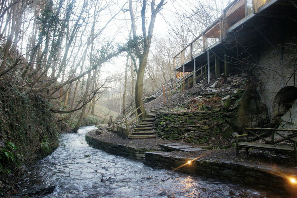 The residence in a building of the XIX century watermill 4