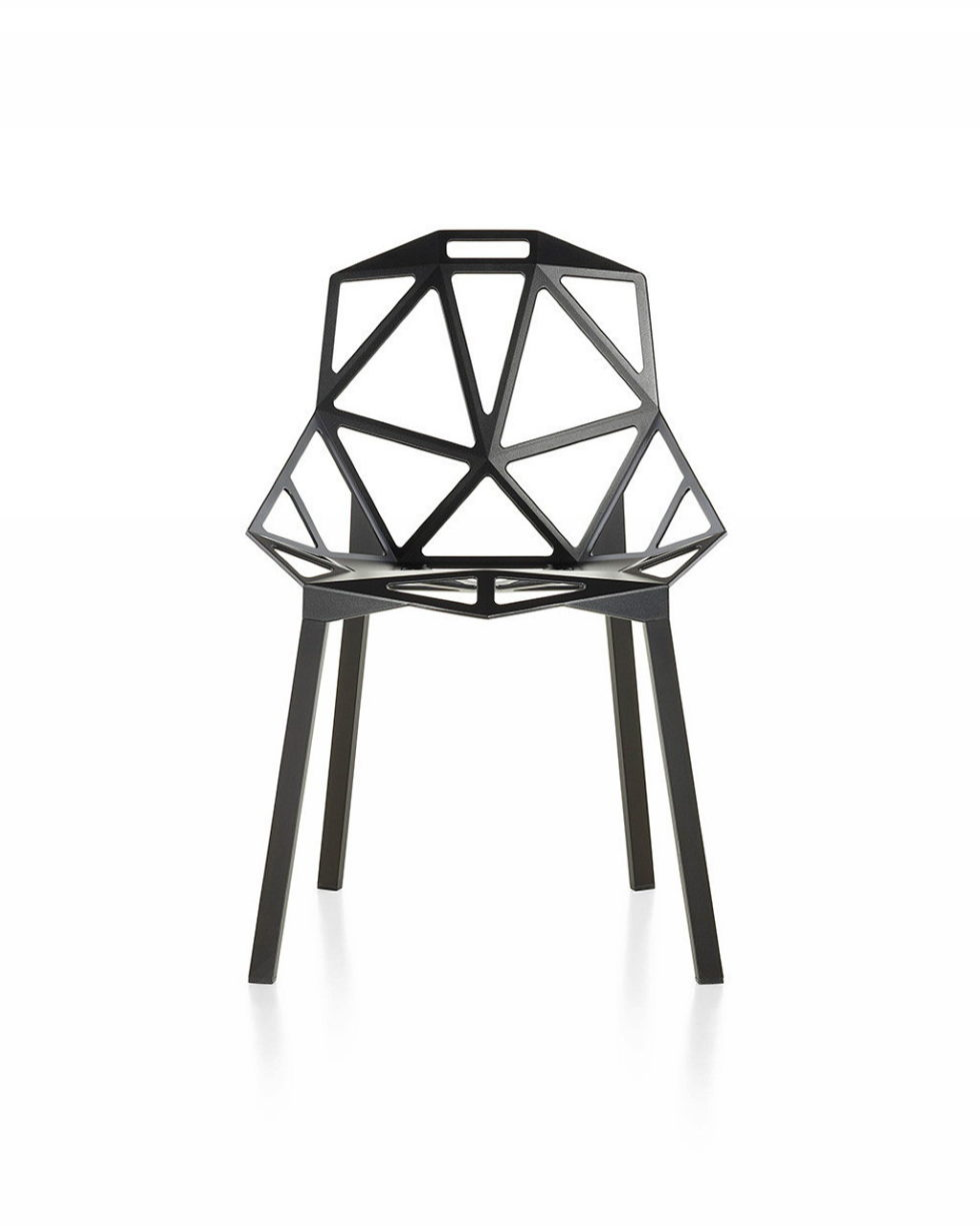 Three dimensional chairs chair one and stool one for Best chair design of all time