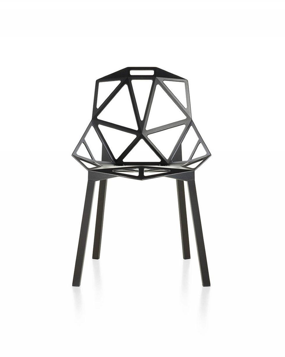 Three-dimensional chairs Chair_One 1