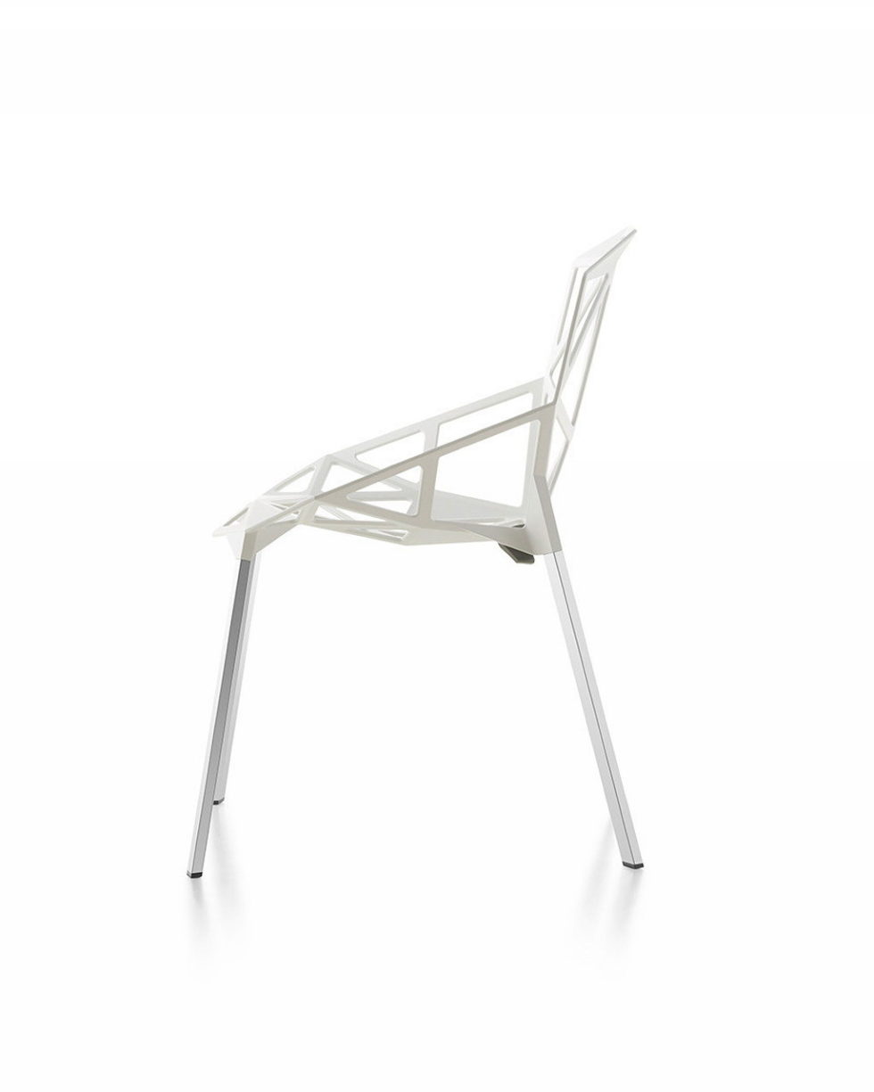 Three-dimensional chairs Chair_One 2