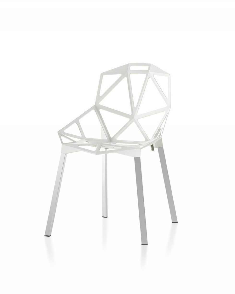 Three-dimensional chairs Chair_One 3