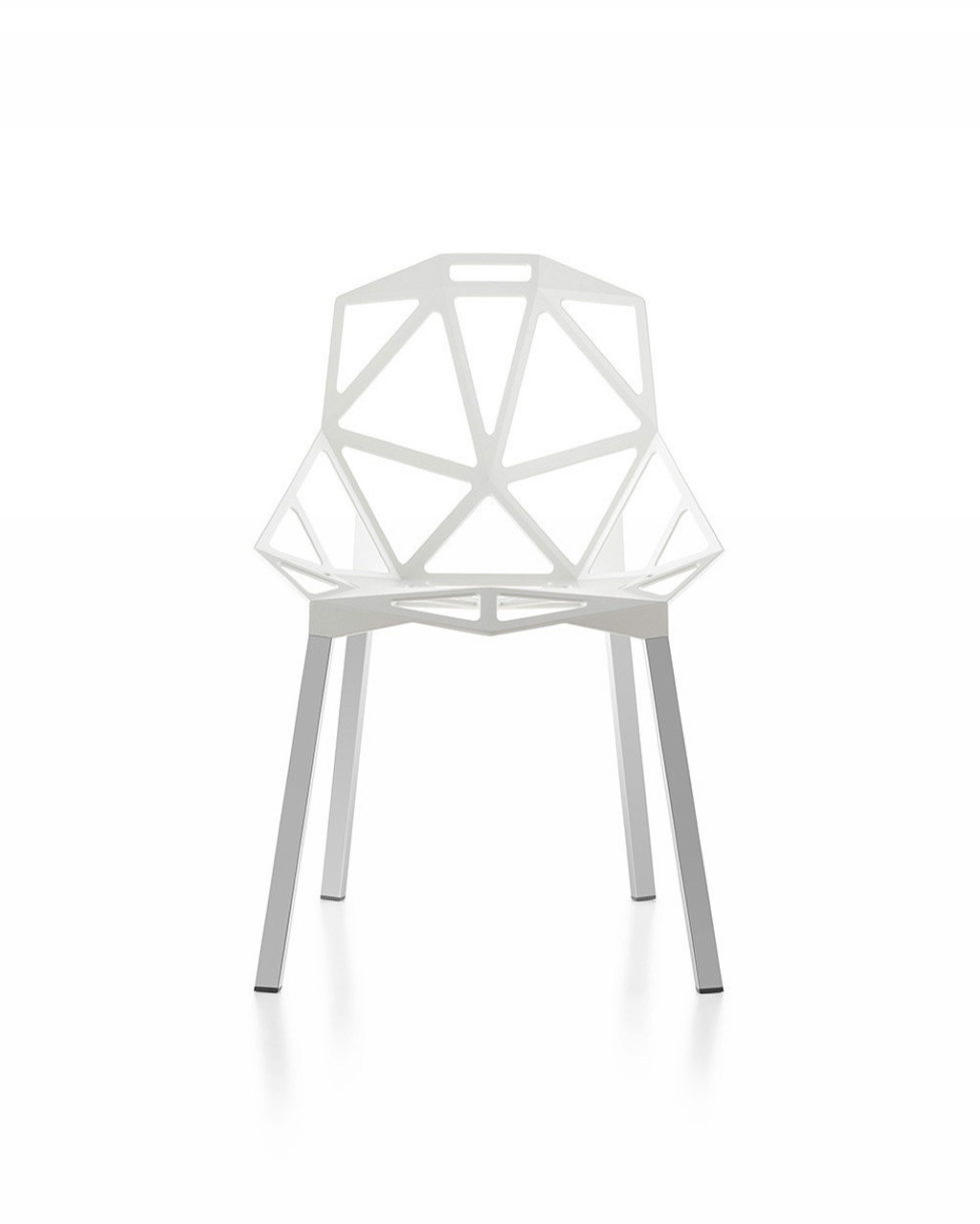 Three-dimensional chairs Chair_One 4