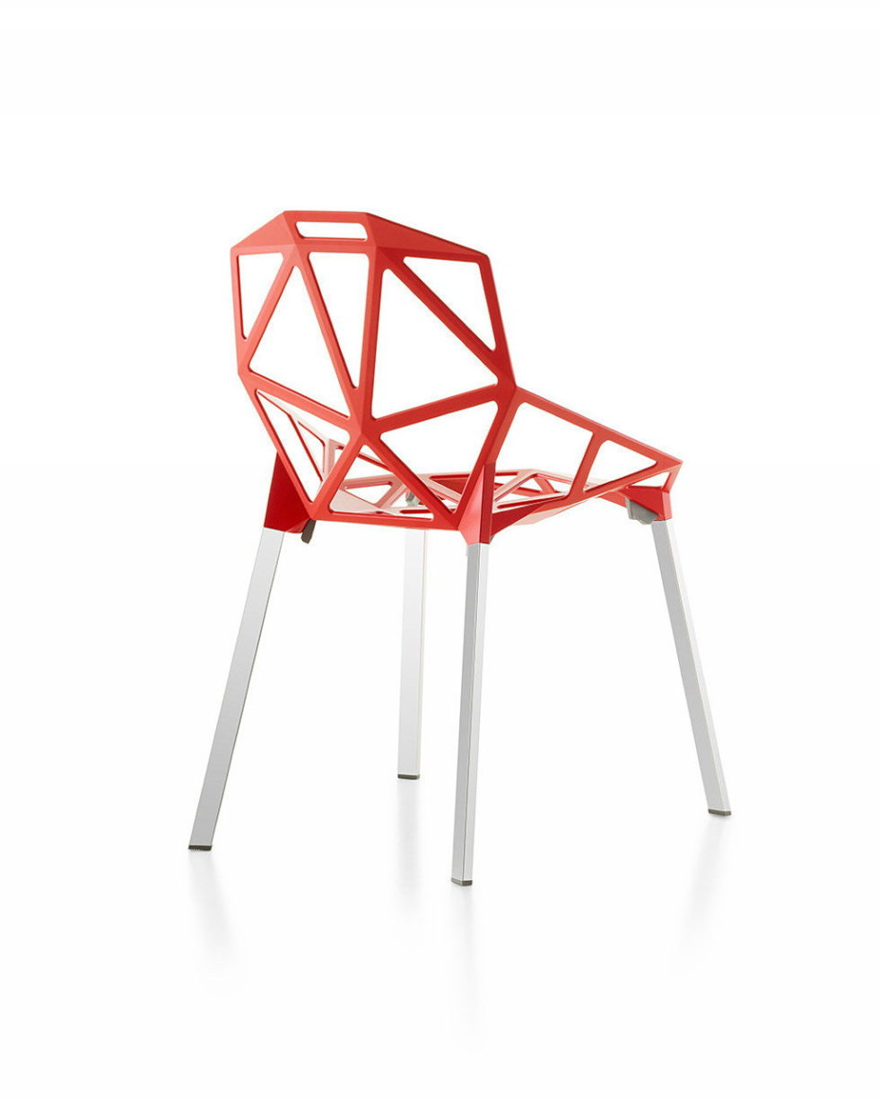 Three-dimensional chairs Chair_One 6