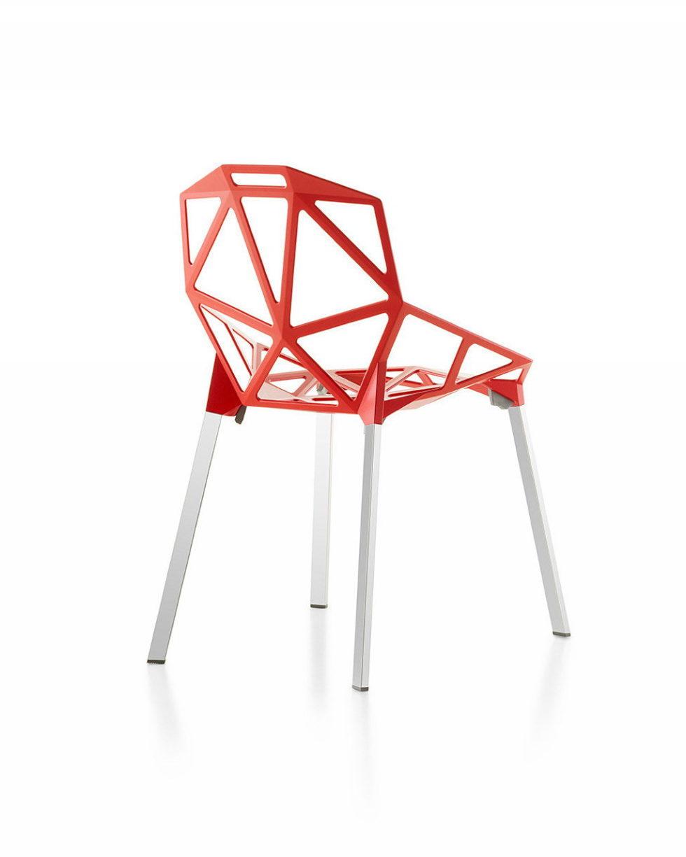 Three-dimensional chairs Chair_One 6