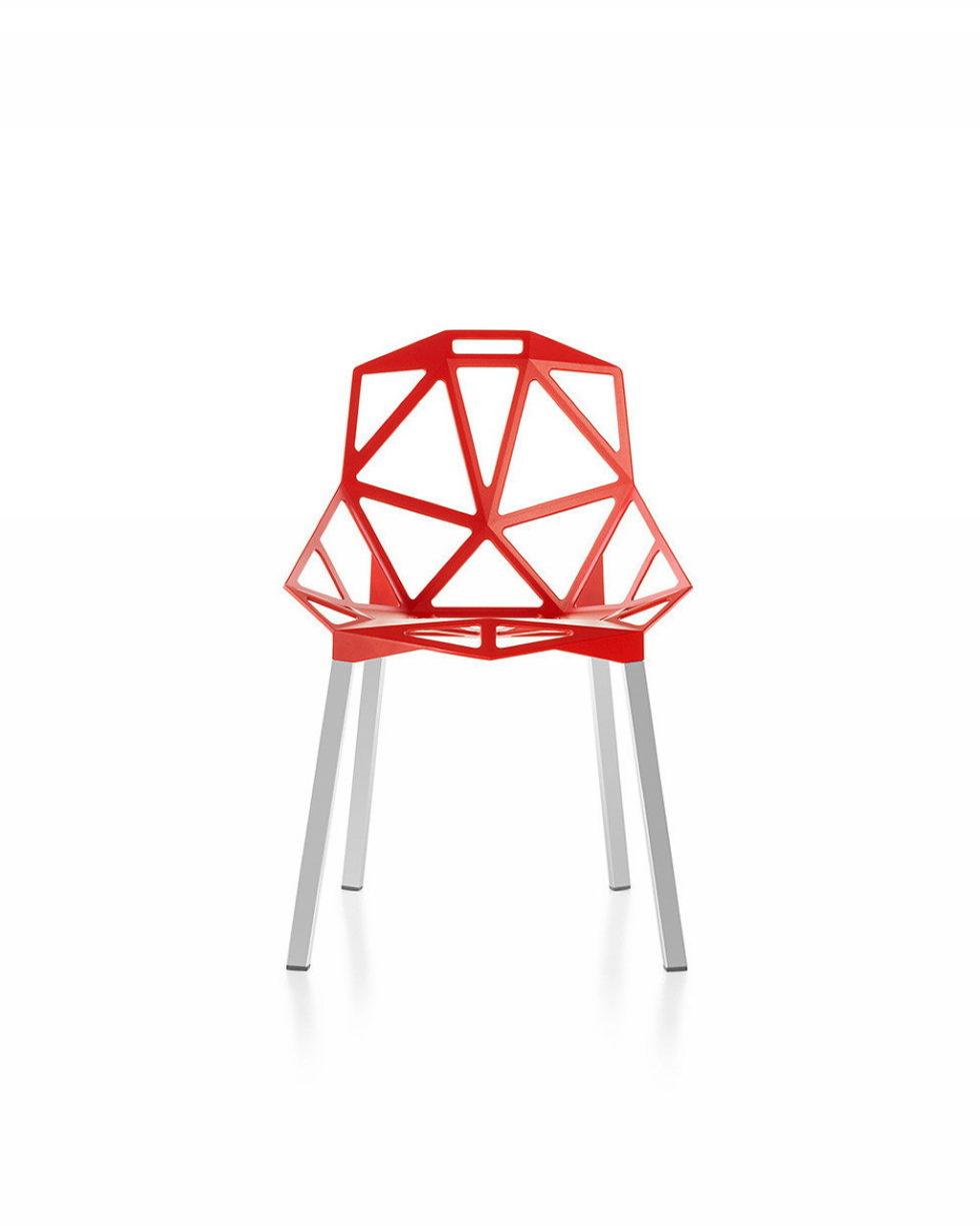 Three-dimensional chairs Chair_One 7