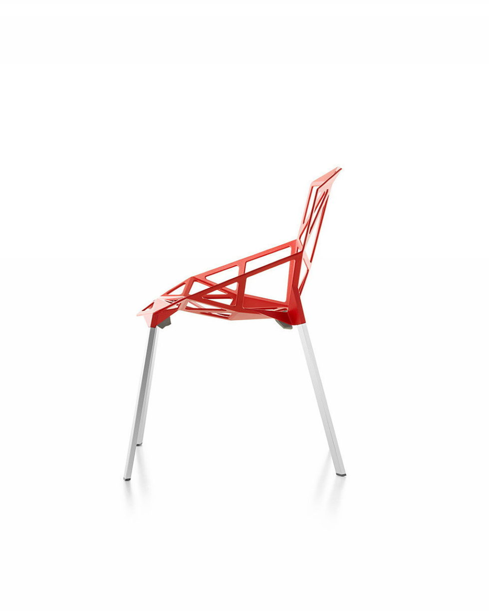 Three-dimensional chairs Chair_One 8