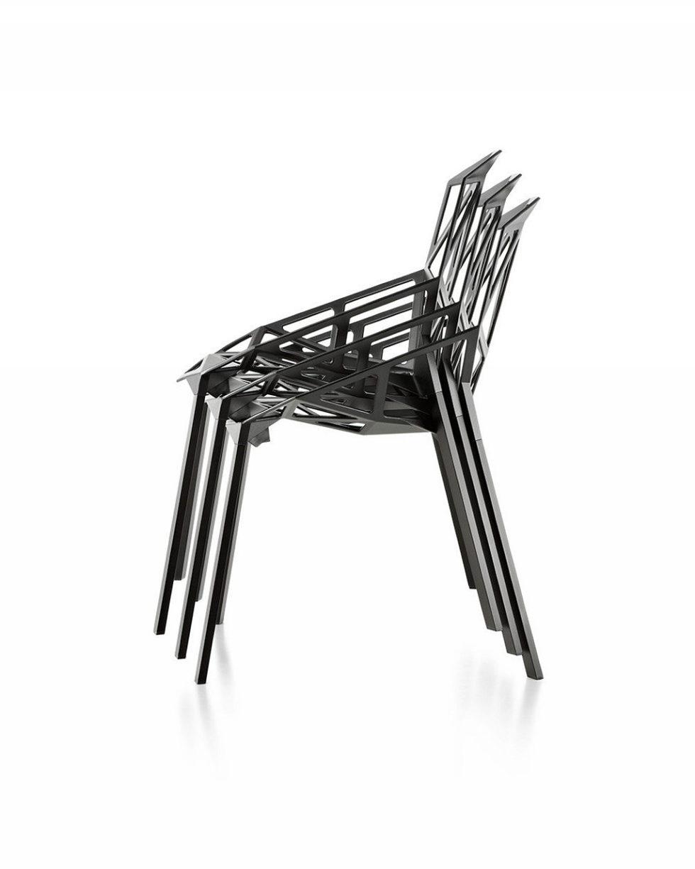Three-dimensional chairs Chair_One 9