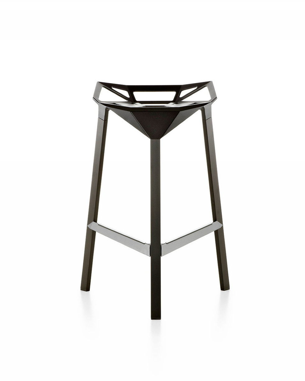 Three-dimensional chairs Stool_One 3