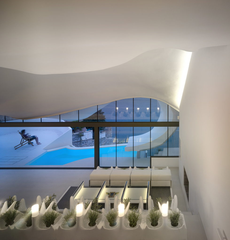Unbelievable House On the Mountain Slope Overlooking Mediterranean Sea, Spain 10