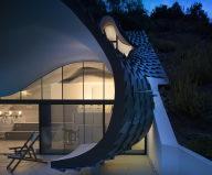 Unbelievable House On the Mountain Slope Overlooking Mediterranean Sea, Spain 11