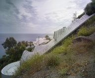 Unbelievable House On the Mountain Slope Overlooking Mediterranean Sea, Spain 4