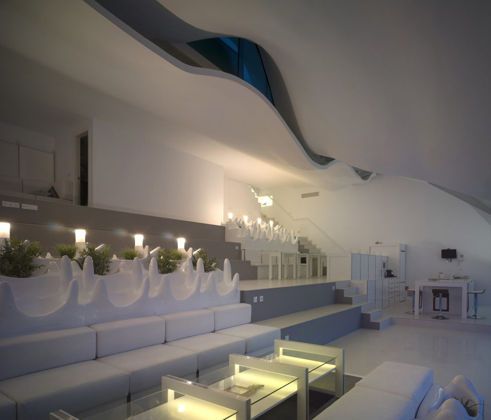 Unbelievable House On the Mountain Slope Overlooking Mediterranean Sea, Spain 9