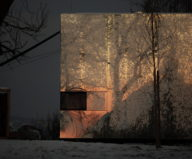 Casa Invisible The Mirror House From Delugan Meissl Associated Architects 22