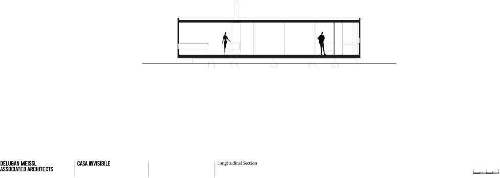 Casa Invisible The Mirror House From Delugan Meissl Associated Architects Plan 2