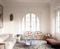 Casa Roma Minimalism And Plenty Of Light In Rome 1