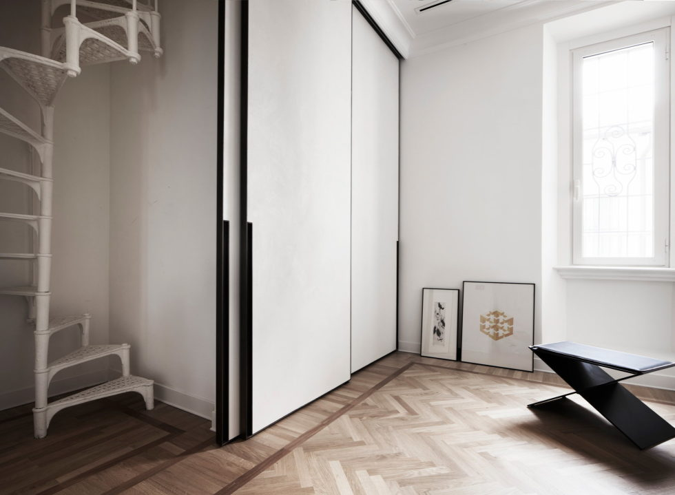 Casa Roma Minimalism And Plenty Of Light In Rome 5