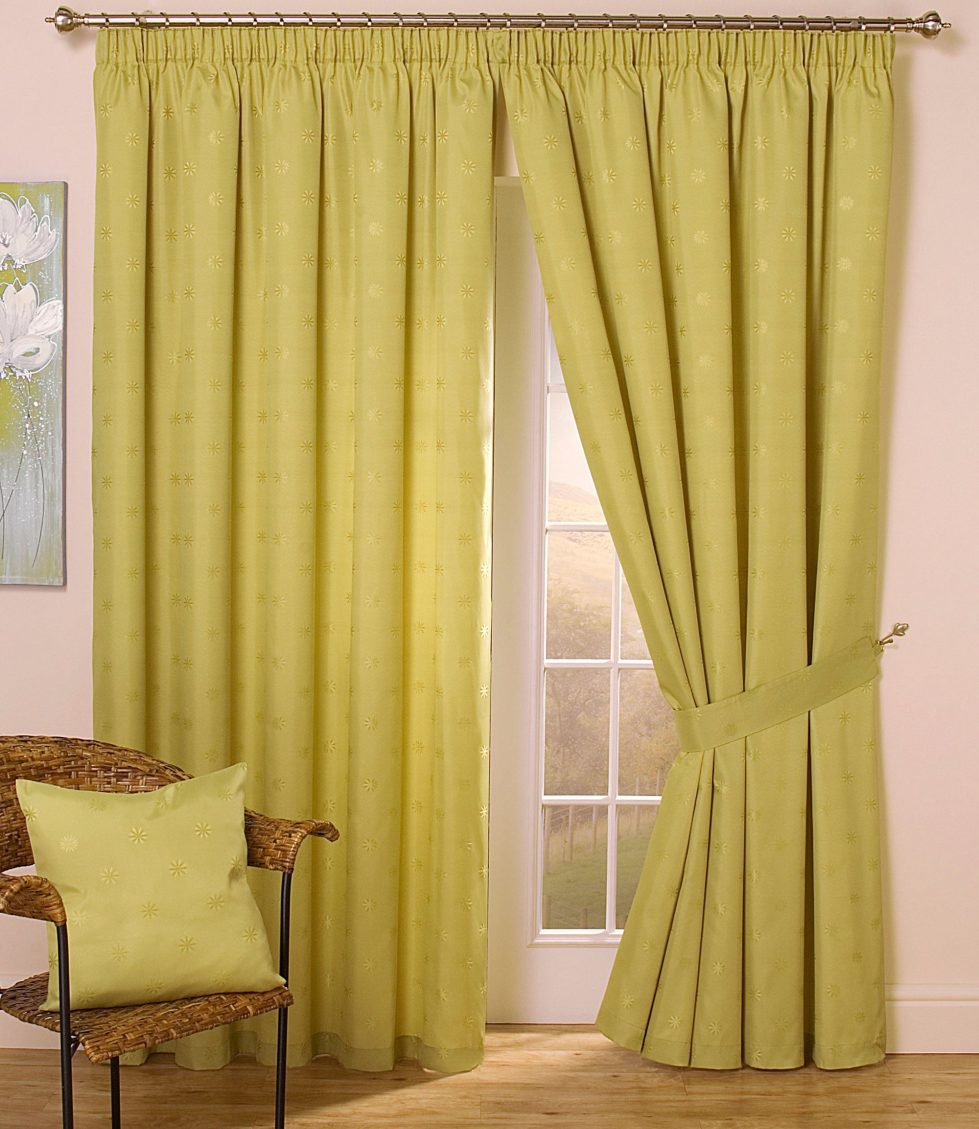 Home design curtains - Sitting room curtain decoration ...
