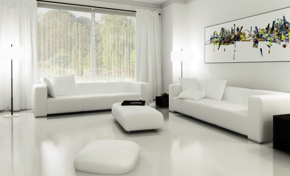 Modern Design Living Room 2 Simple Ideas
