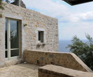 Mani Tower House In Greece From Z-level Studio 5