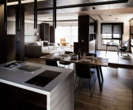 Modern Apartments In The Minimalism Style At Taiwan 11